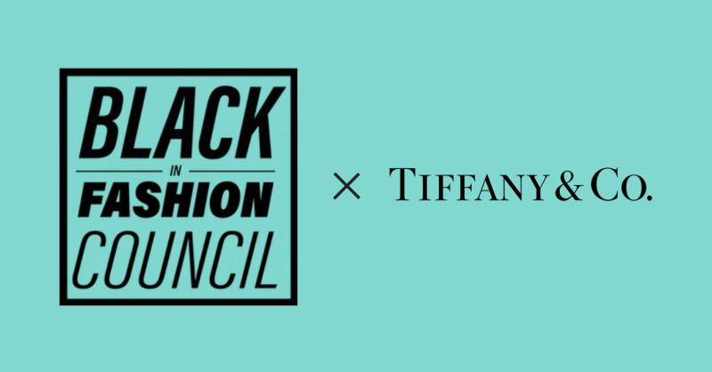 Tiffany partners with Black in Fashion Council