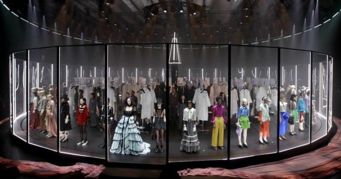 Gucci Fashion show - women FW 2020-2021