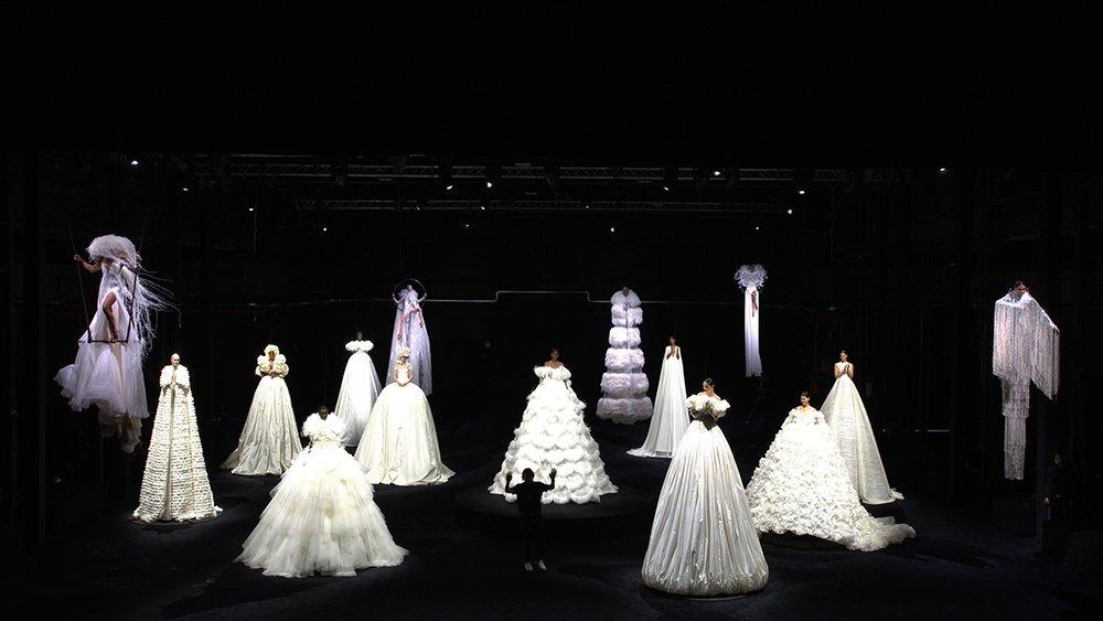 Valentino Haute Couture Digital fashion week