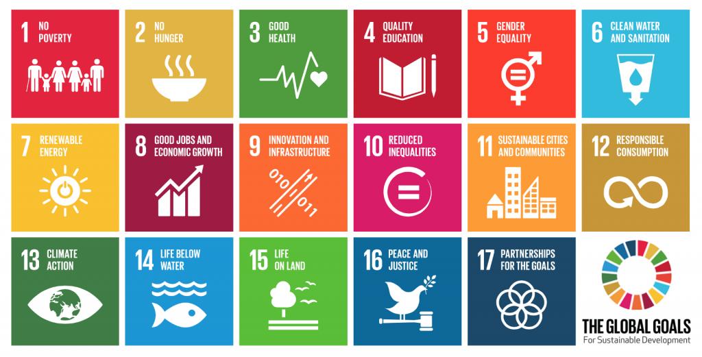 Sustainable development goals (SDG)