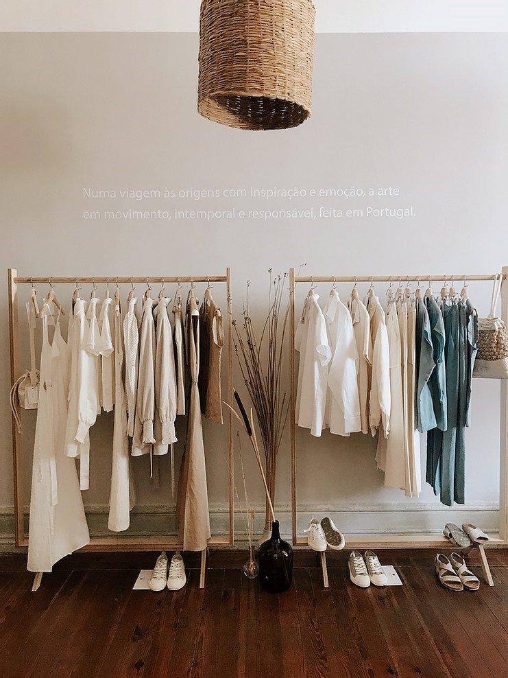 Benedita Formosinho sustainable fashion brand
